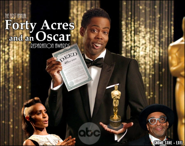 40 acres and an Oscar
