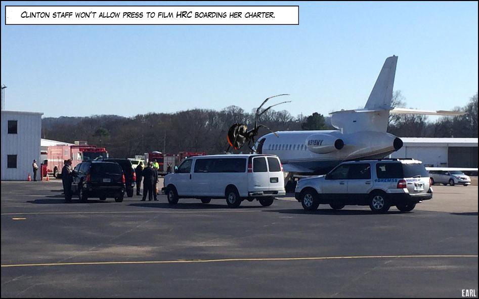 boarding HRC