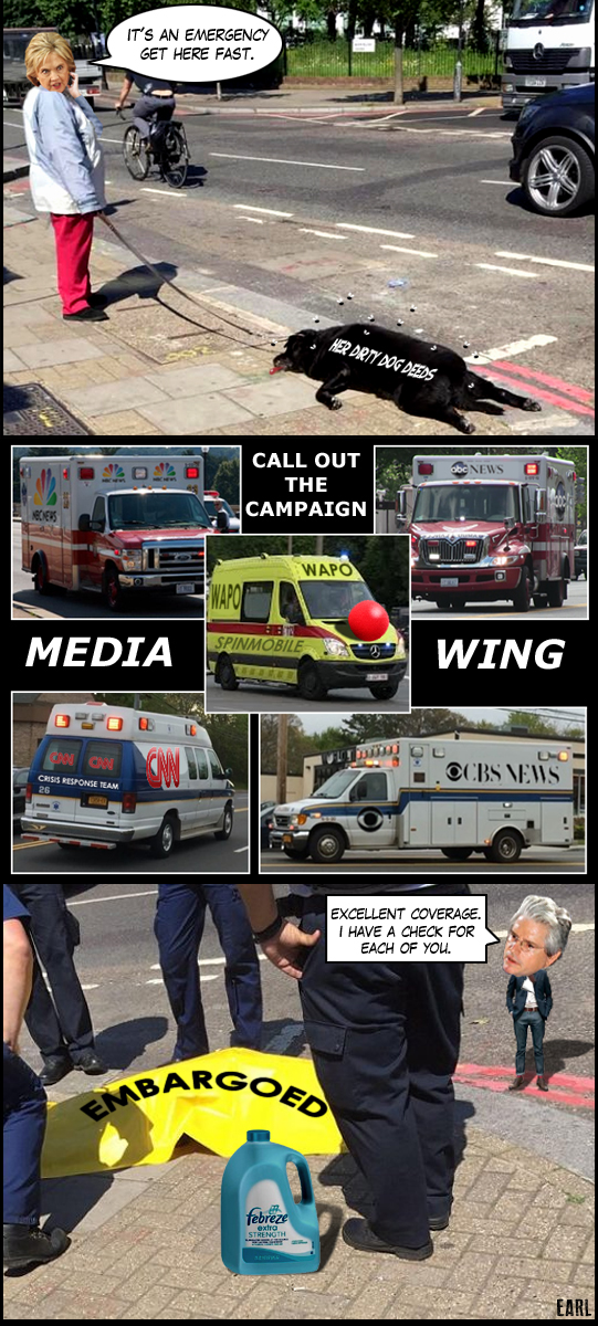 media wing