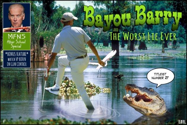 bayou barry