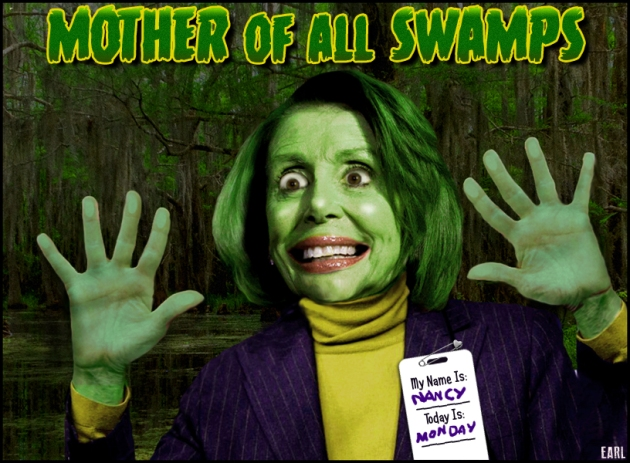 swamp mommy