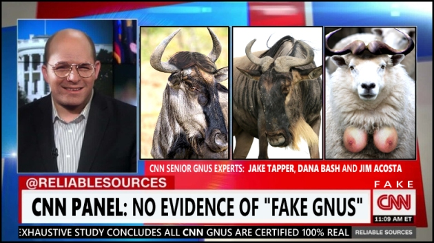 fake gnus