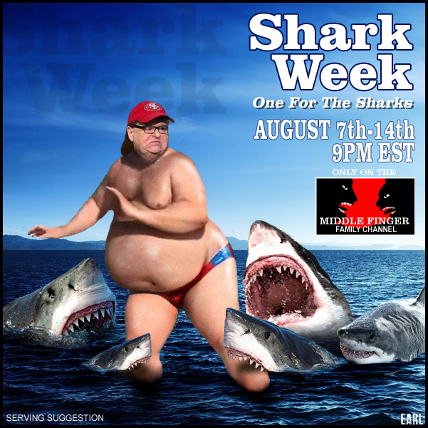 shark feast