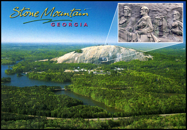 stone mountain card