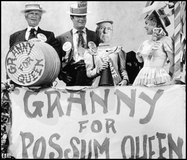 possum queen