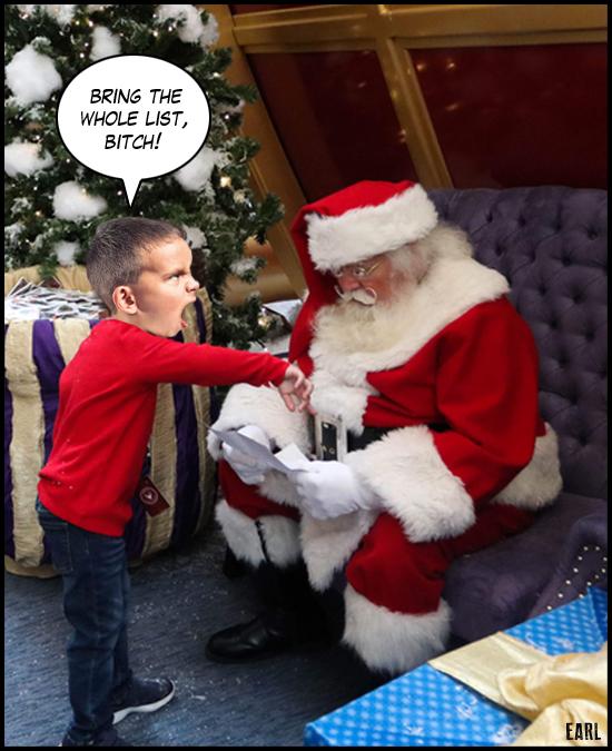 ChristmasWoke