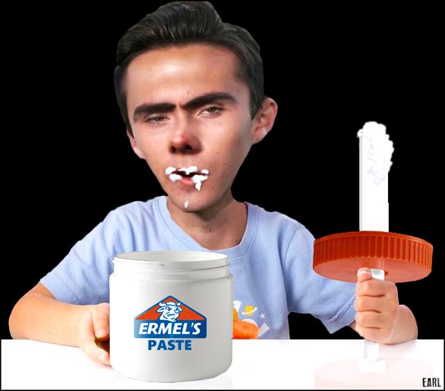 pastey