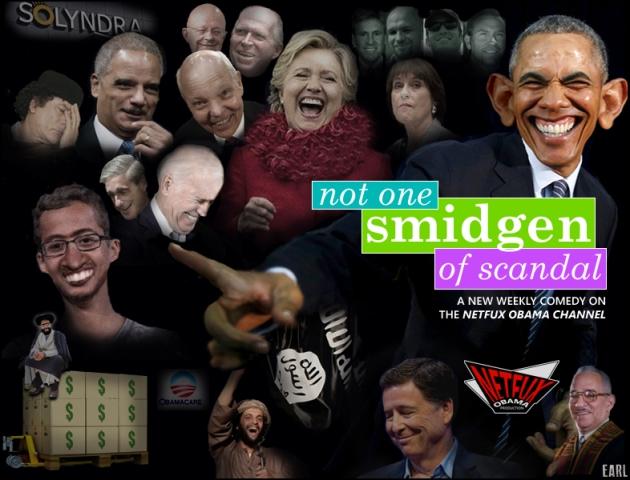 scandal-free
