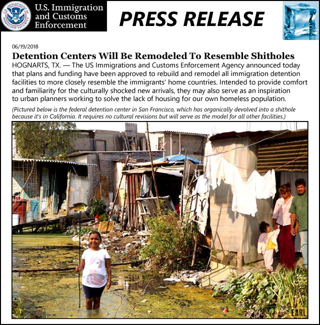 ICE press release