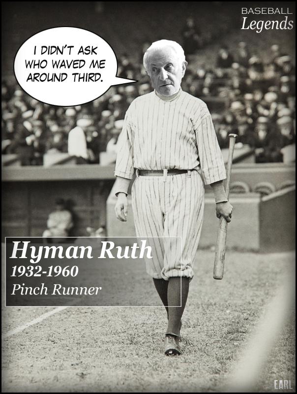 hyman ruth