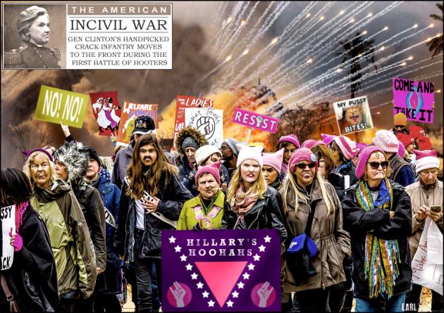 trans vaginal army