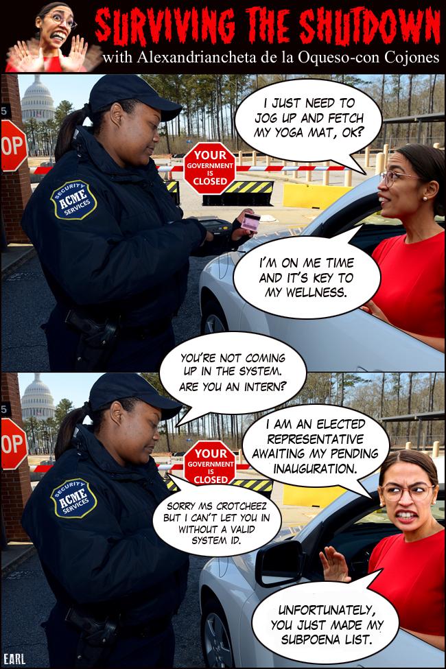 aoc shutdown problem