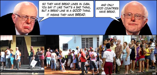 breadline bernie