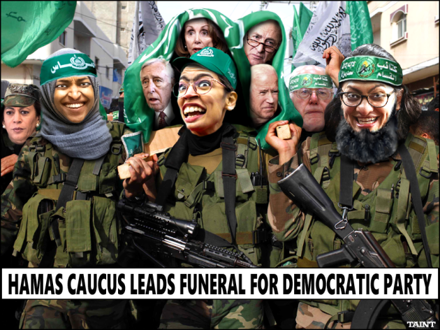 hamas caucus