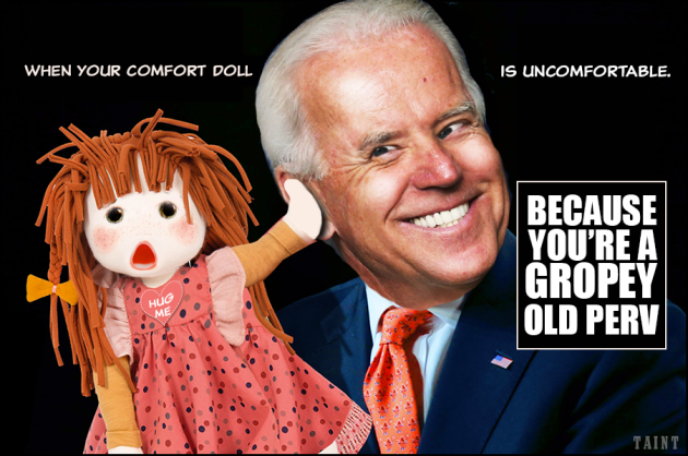 gropey joe