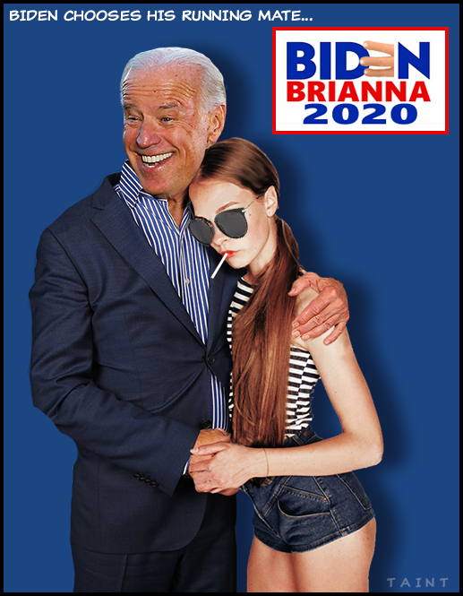joe running mate
