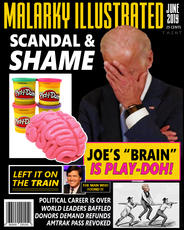 joe scandal