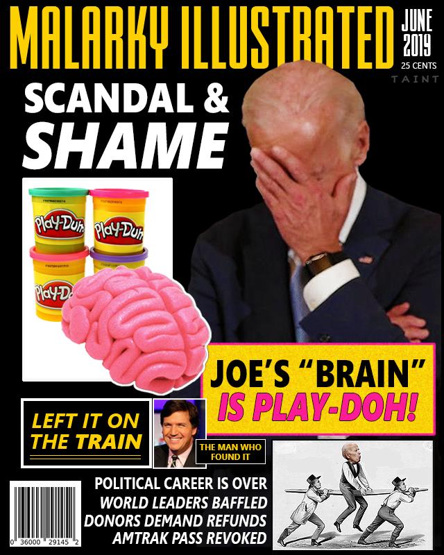 joe scandal