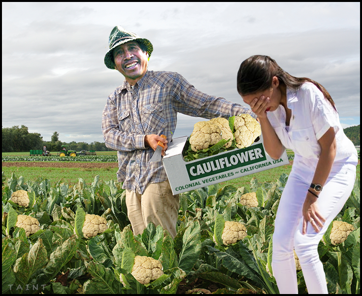 colonial vegetables