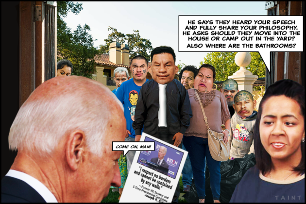biden no borders