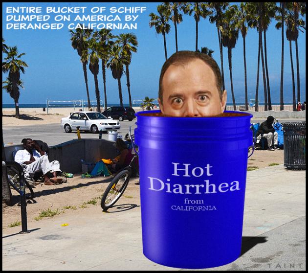 hot diarrhea