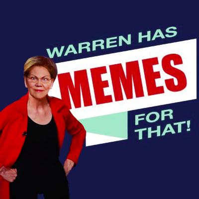 warren meme