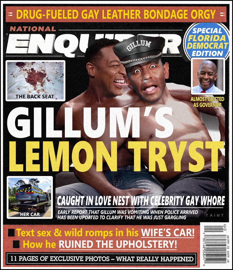 gillum lemon tryst