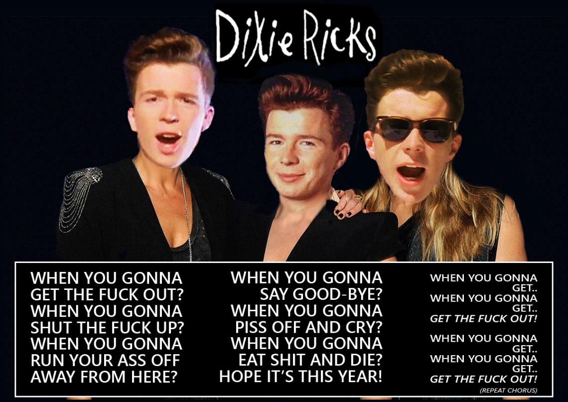 dixie ricks